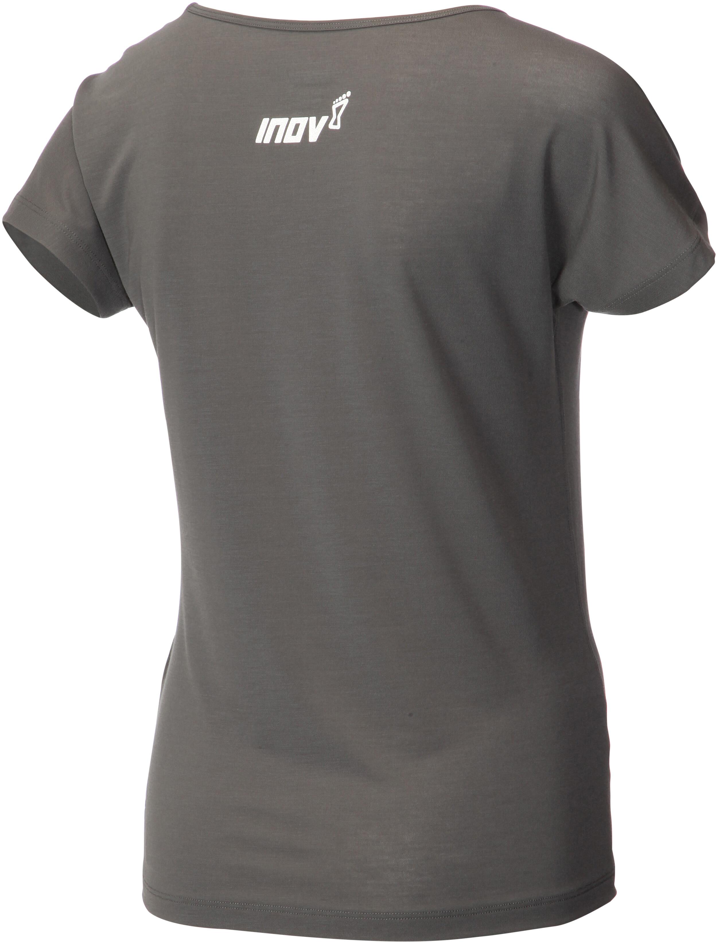 online retailer 884f3 b986a inov-8 AT C Dri Release - T-shirt course à pied Femme
